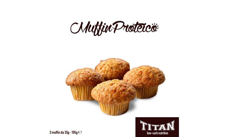 Muffin Proteico