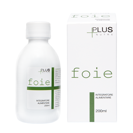 Foie 200ml Integratore Alimentare